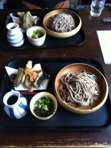 箱根そばの写真