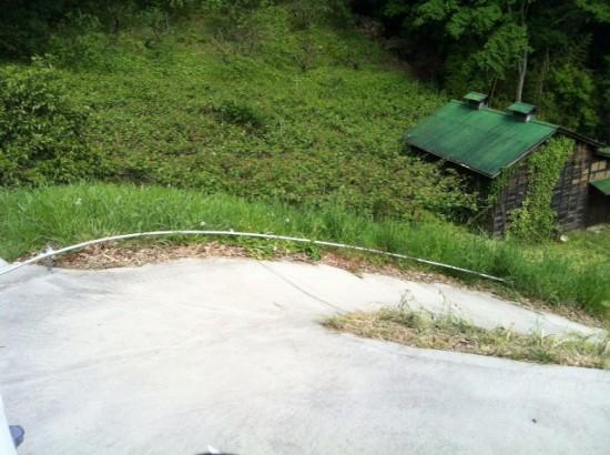 クロスバイクで下曽我の山登りポタリング
