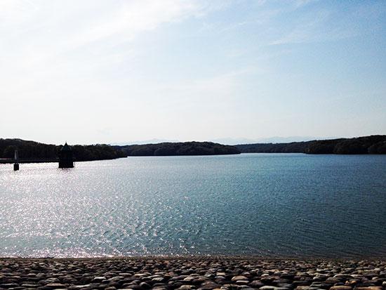 狭山湖の写真