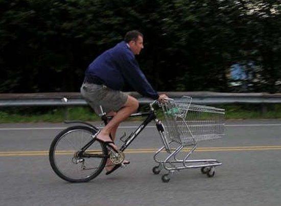 Bike Cart -  www.instructables.com