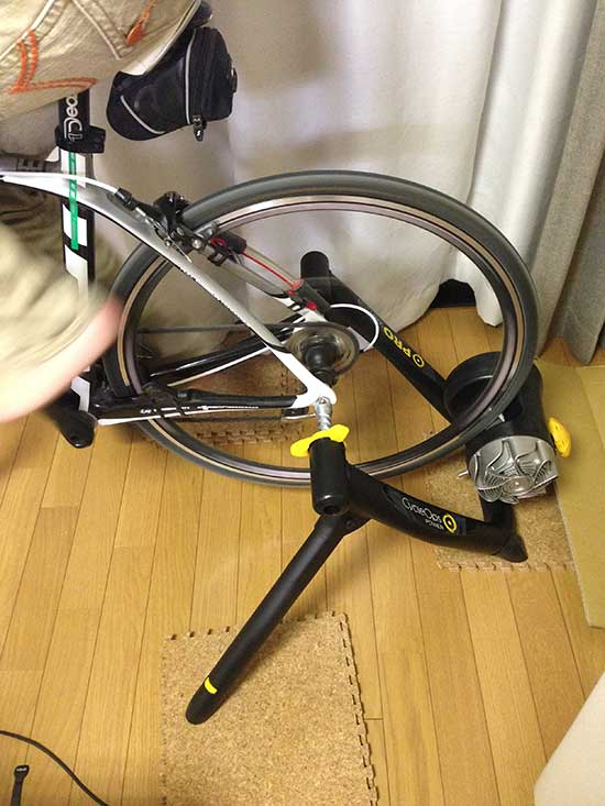 CycleOpsのジェットフルードプロ